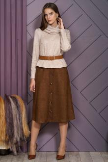 юбка,  джемпер Alani Collection 1535