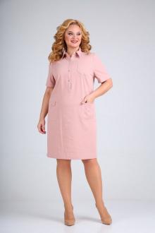 платье Mamma Moda М-600 пудра