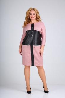 платье Mamma Moda М-700 розовый