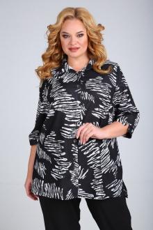 блуза Mamma Moda М-20 черный_фон