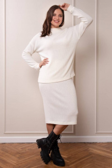 джемпер,  юбка Amelia Lux 3544