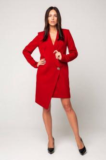 платье Ivera 923 красный