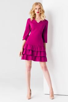 платье Панда 51980z фуксия