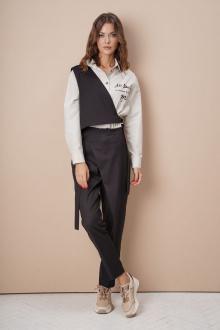 брюки,  жилет Fantazia Mod 4039