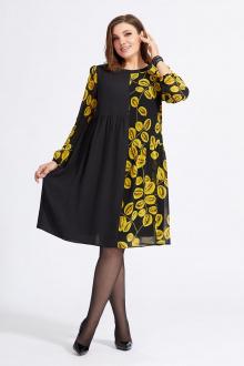платье Милора-стиль 931 листья