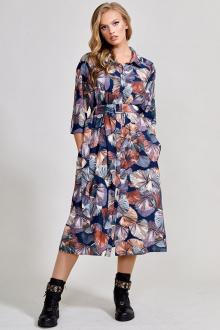 платье Teffi Style L-1586 салют