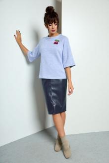 блуза,  юбка Ларс Стиль 632/1