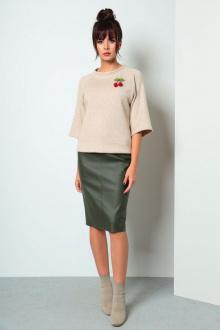 блуза,  юбка Ларс Стиль 632/2