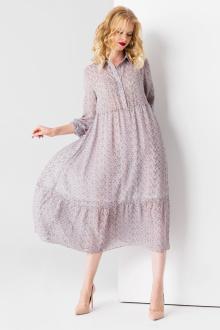 платье Панда 43580z лиловый