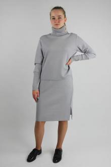 свитер,  юбка Полесье С0115-20 1С1096-Д43 158,164 ангора
