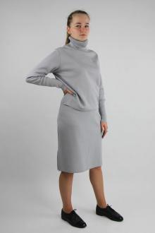 свитер,  юбка Полесье С0115-20 1С1096-Д43 170,176 ангора