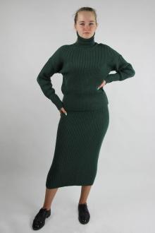 джемпер,  юбка Полесье С0120-20 0С2145-Д43 158,164 мох