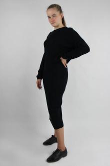 джемпер,  юбка Полесье С0134-20 1С1020-Д43 158,164 черный_антрацит