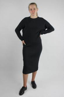 джемпер,  юбка Полесье С0134-20 1С1020-Д43 170,176 серый_меланж