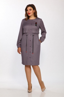 платье Lady Style Classic 2349 лаванда
