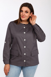 жакет Lady Style Classic 2285 серый