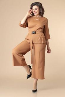 блуза,  брюки,  ремень Romanovich Style 2-2202 рыжий