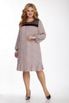 платье LaKona 1413 пудра