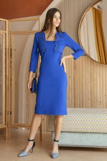 платье ARTiMODA 321-11 васильковый