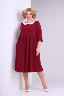 платье SOVITA M-2132 бордо