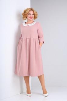 платье SOVITA M-2132 пудра
