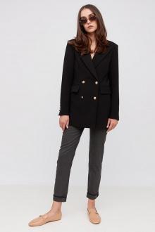 брюки Lakbi 52118 черный