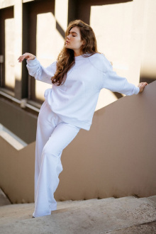 брюки Rawwwr clothing 298 белый