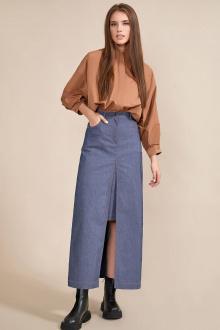 блуза,  юбка Rivoli 2196+4017
