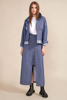 куртка,  юбка Rivoli 1022+4017