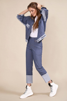 брюки,  куртка Rivoli 1022+5097