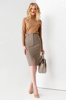 юбка Панда 67350z коричневый