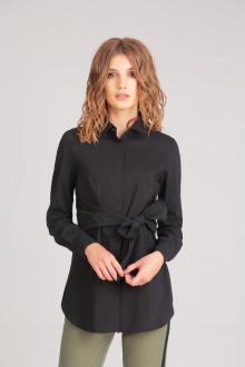 блуза Арита-Denissa 1159 черный