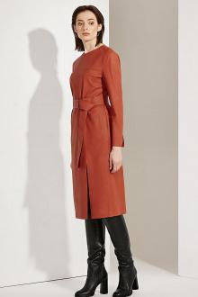 платье Moveri by Larisa Balunova 5578 терракот