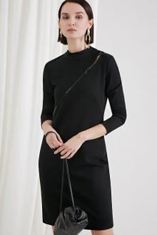 платье Moveri by Larisa Balunova 5589 черный