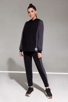 брюки,  джемпер Allure 1014А серый