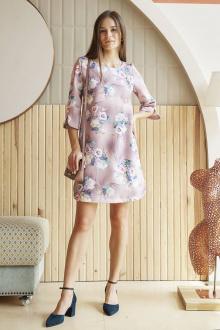 платье ARTiMODA 321-02 пудровый