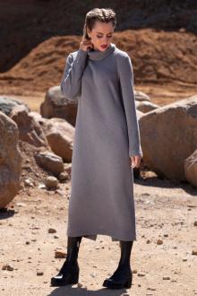 платье Golden Valley 4759 серый