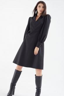 платье MALI 421-072 черный