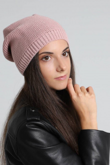 шапка Romgil ТЗ036 бледно-розовый