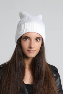 шапка Romgil ТЗ181 БЕЛЫЙ
