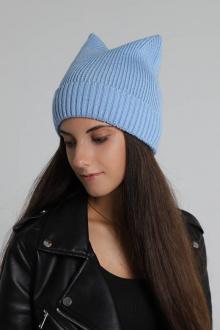 шапка Romgil ТЗ181 голубой
