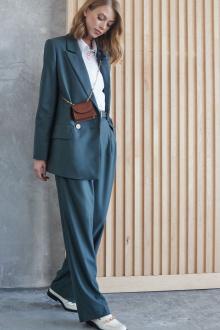 брюки,  жакет,  блуза COCOCO 11107