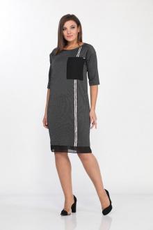 платье Lady Style Classic 1946/1 графит