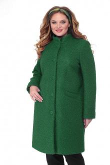 пальто БелЭльСтиль 786 зеленый