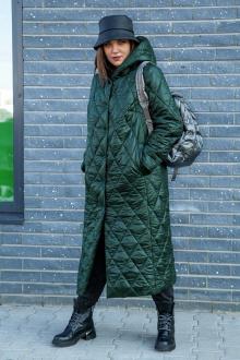 пальто Lady Secret 5007 изумруд