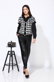 брюки Karina deLux М-9936/1 черный