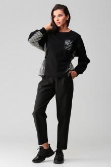брюки,  свитшот Le Collect 308