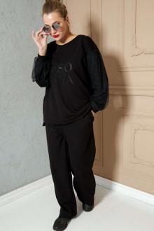 брюки,  джемпер SOVA 11161 черный