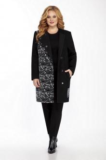 пальто LaKona 1425 черный