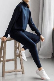брюки,  джемпер Romgil ТЗ514 темно-синий
